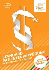 Deckblatt der Standard-PV Broschüre